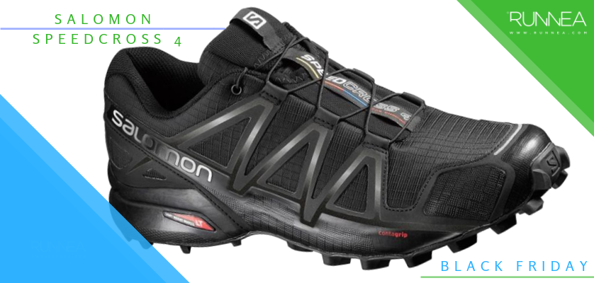 Black Friday en zapatillas de running, rebajas de la semana - Salomon Speedcross 4