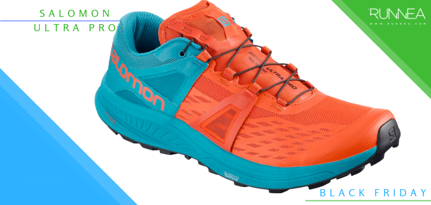 Black Friday Zapatillas Running, las rebajas de la semana - Salomon Ultra Pro