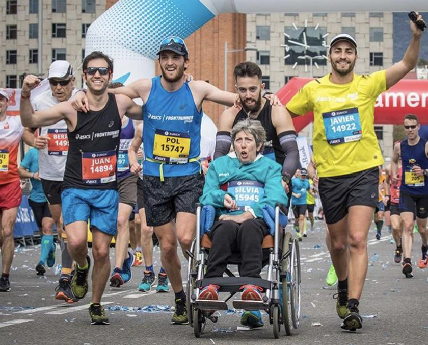 Crónica Behobia San Sebastián 2018 - Mamás Runners: Error de runneante novato - foto 4