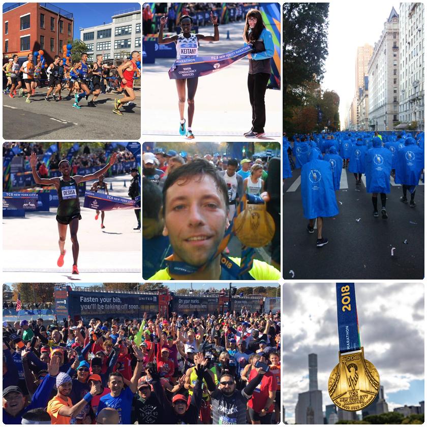 Crónica Maratón Nueva York 2018: Objetivo número uno, ser finisher - foto 2