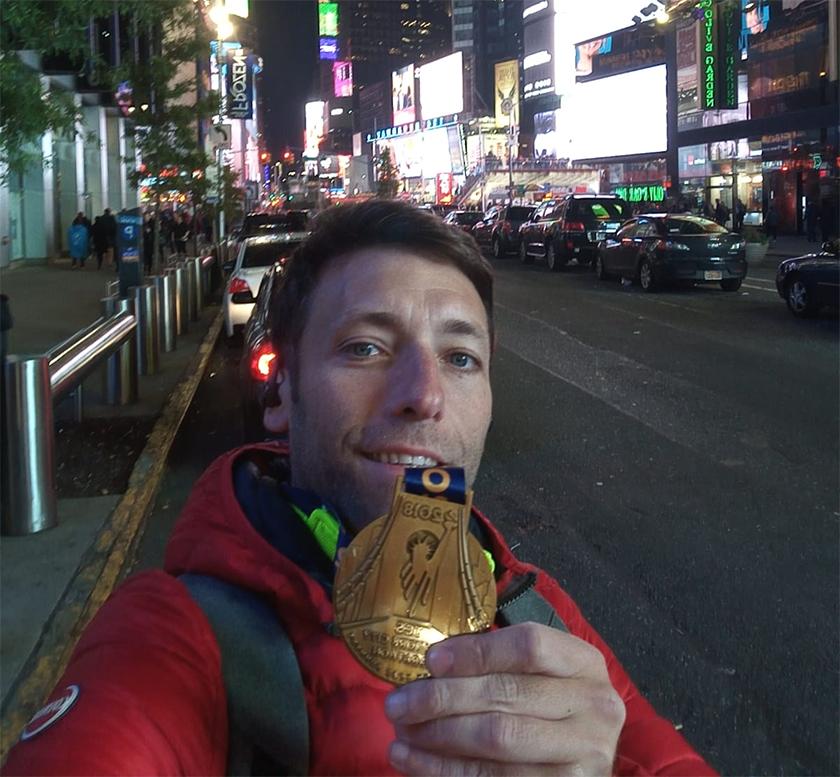 Plan de entrenamiento de Academy Win para correr el Maratón de Nueva York - foto 1