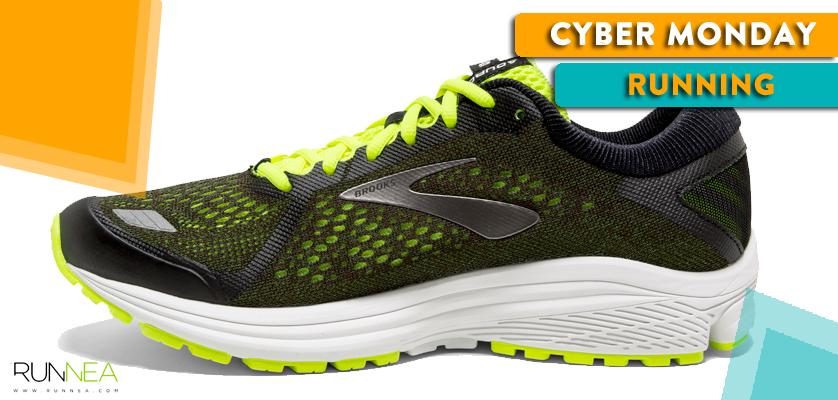 Mejores ofertas running del Cyber Monday - Brooks Aduro 6