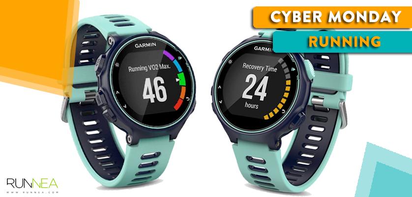 Mejores ofertas running del Cyber Monday - Garmin Forerunner 735XT