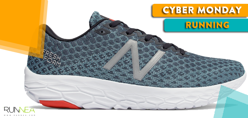 Mejores ofertas running del Cyber Monday - New Balance Fresh Foam Beacon