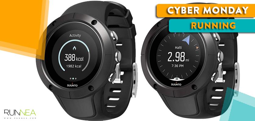 Mejores ofertas running del Cyber Monday - Suunto Spartan Trianer Wrist HR
