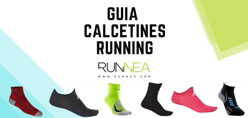 cruzar Posdata bañera  Guía calcetines running: ¿Cómo elegir los más adecuados para correr?