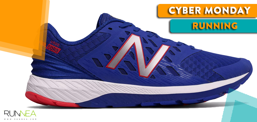Mejores ofertas running del Cyber Monday - New Balance FuelCore Urge v2