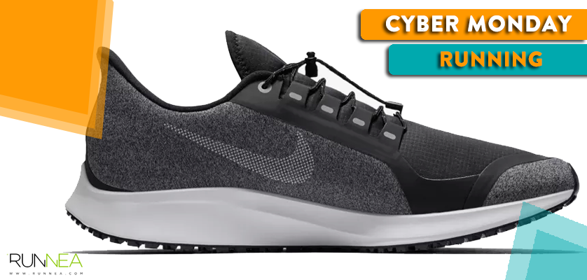 Mejores ofertas running del Cyber Monday - Nike Air Zoom Pegasus 35 Shield