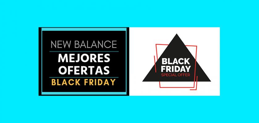 proposición proteína Ver insectos  New Balance Black Friday 2018: Las 6 mejores ofertas en zapatillas casual