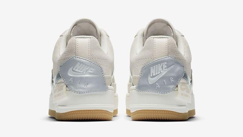 Nike Air Force 1 Jester talón