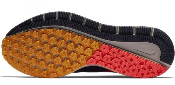 Nike Zoom Structure 22 suela