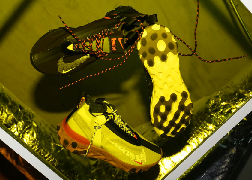 Nike React Runner Mid ISPA Release Date