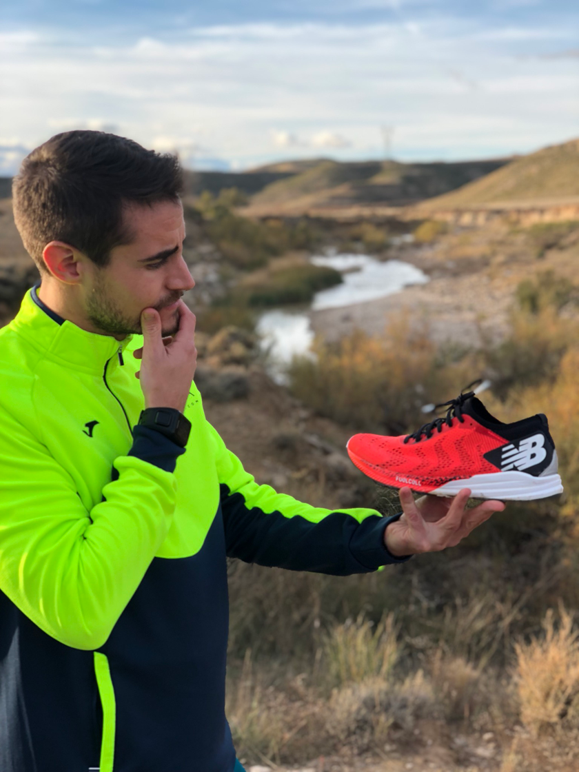 Review New Balance FuelCell Impulse, primeras impresiones - foto 1
