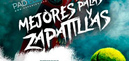 Premios a las Mejores Palas de Pádel y Zapatillas de Pádel 2018