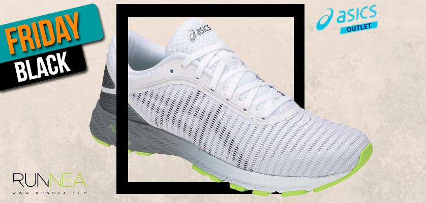 Black Friday ASICS Outlet, las mejores ofertas en zapatillas de running - ASICS Dynaflyte 2