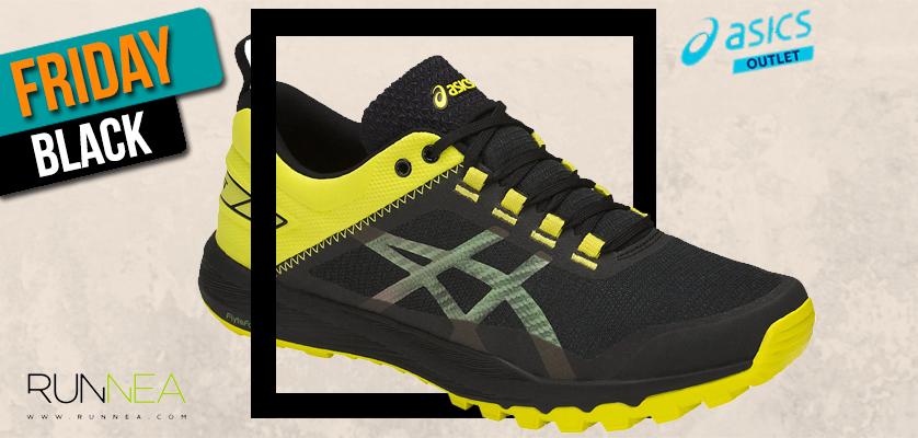 Black Friday ASICS Outlet, las mejores ofertas en zapatillas de running - ASICS Gecko XT