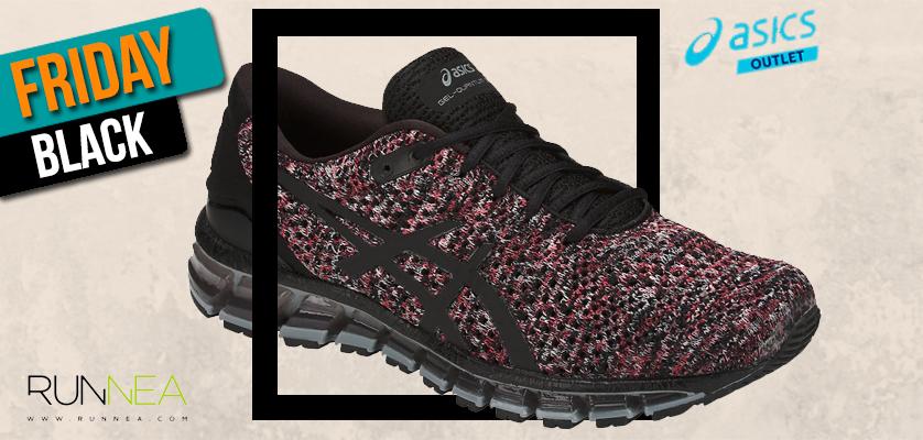Black Friday ASICS Outlet, las mejores ofertas en zapatillas de running - ASICS Gel Quantum 360 Knit 2