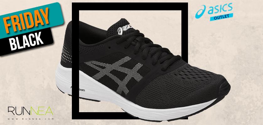 Black Friday ASICS Outlet, las mejores ofertas en zapatillas de running - ASICS RoadHawk FF