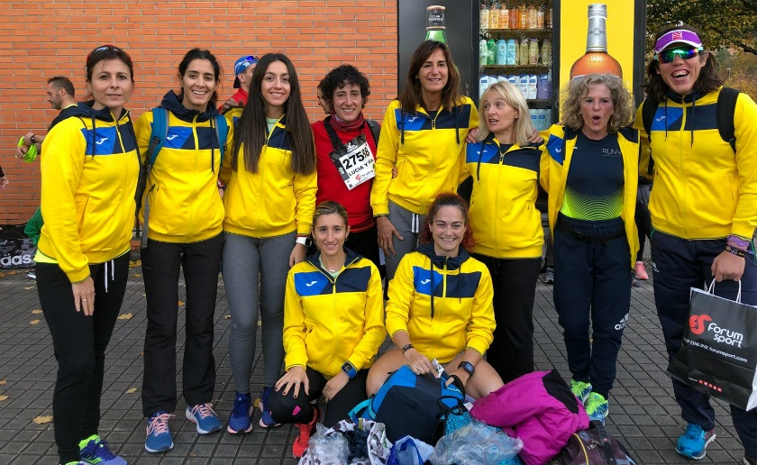 runnea women team