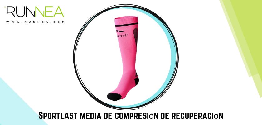 Sportlast media de compresión de recuperación