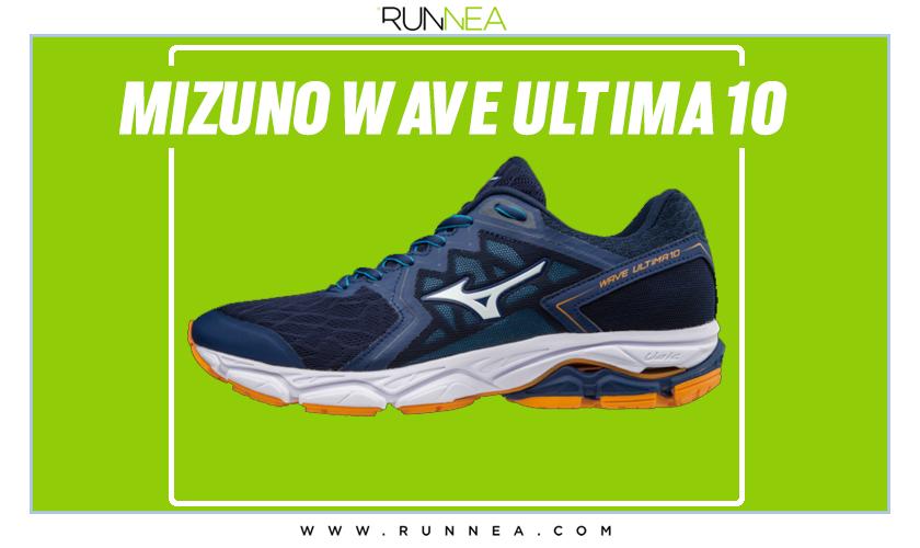 Zapatillas de running Mizuno tope de gama para corredores neutros - Mizuno Wave Ultima 10
