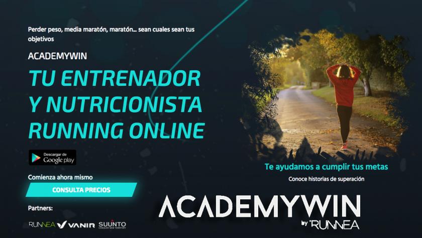 Entrenamientos running online