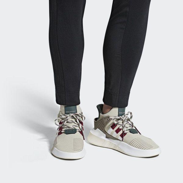 Adidas EQT Bask ADV on feet