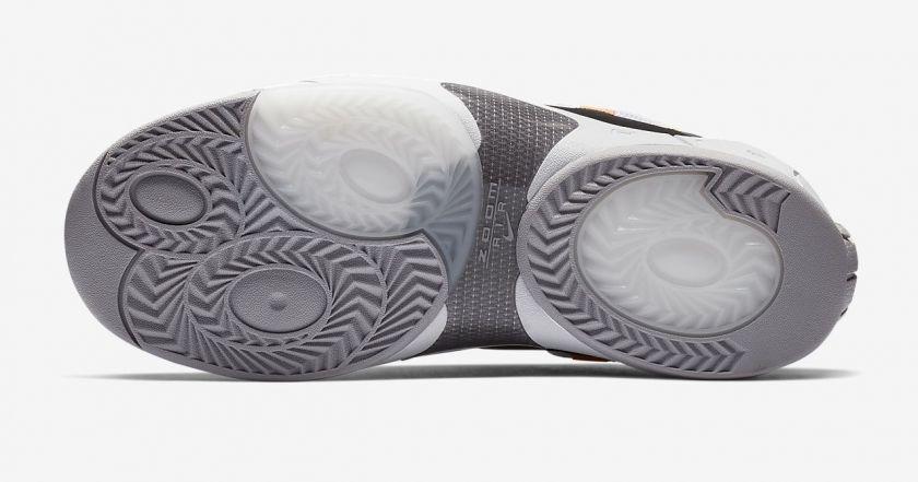 Nike Air Swoopes II suela