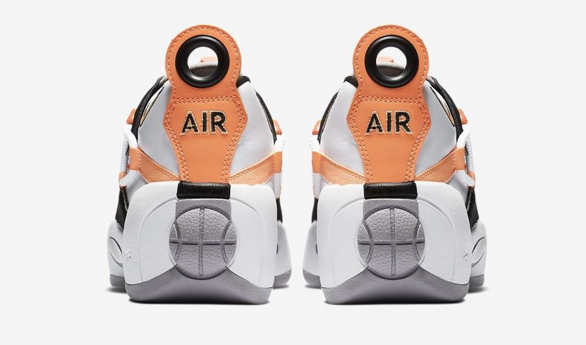Nike Air Swoopes II talón