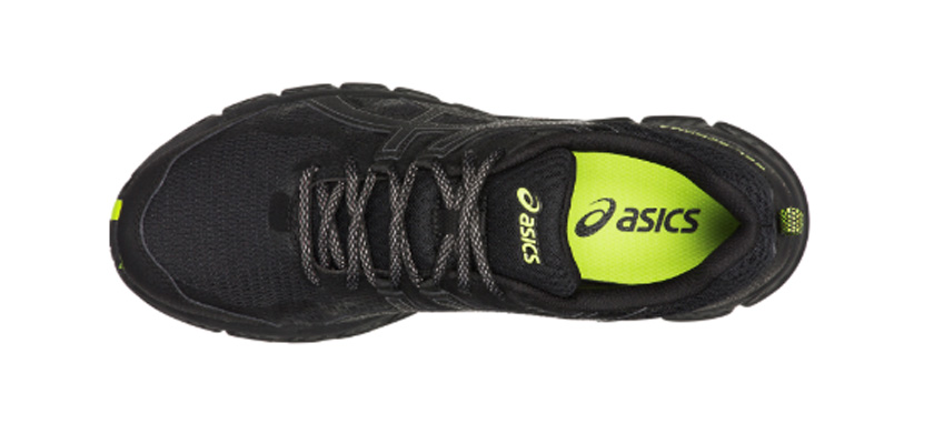 Asics Gel Scram 4, upper