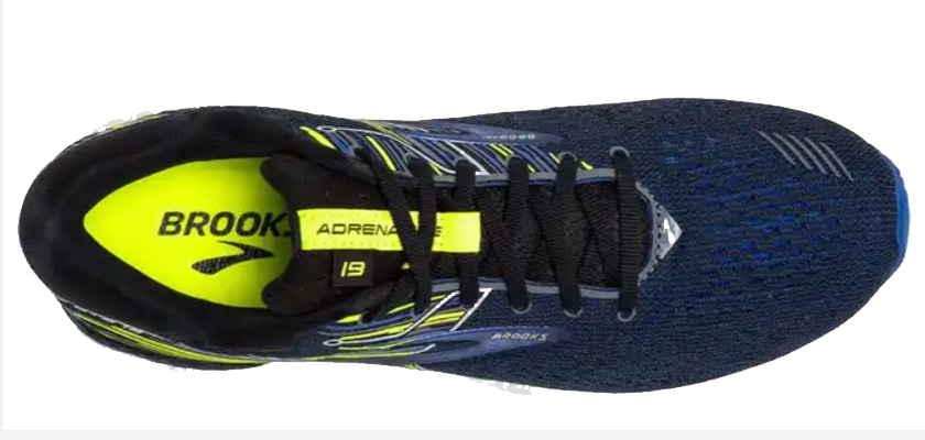 Brooks Adrenaline GTS 19, upper