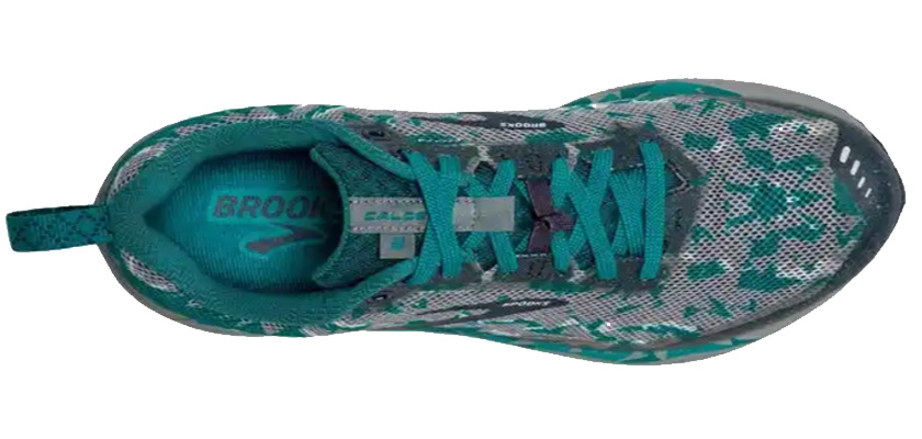 Brooks Caldera 3, upper