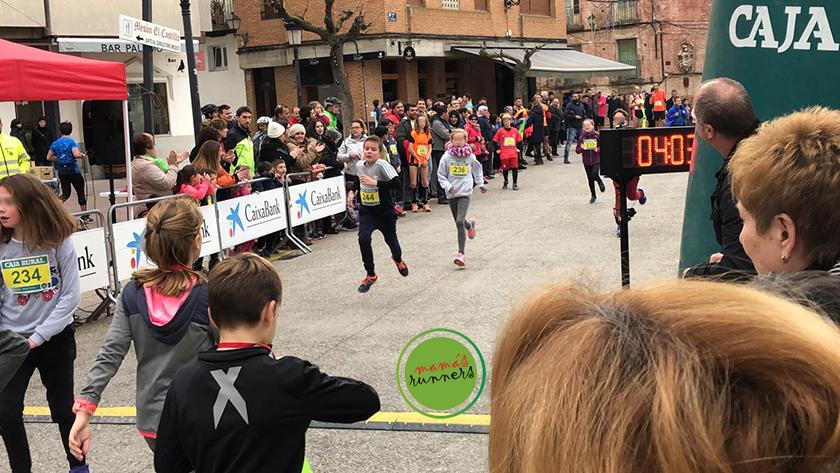 Crónica 10K Cross Marcilla 2018, categorías inferiores: Samuel - foto 5