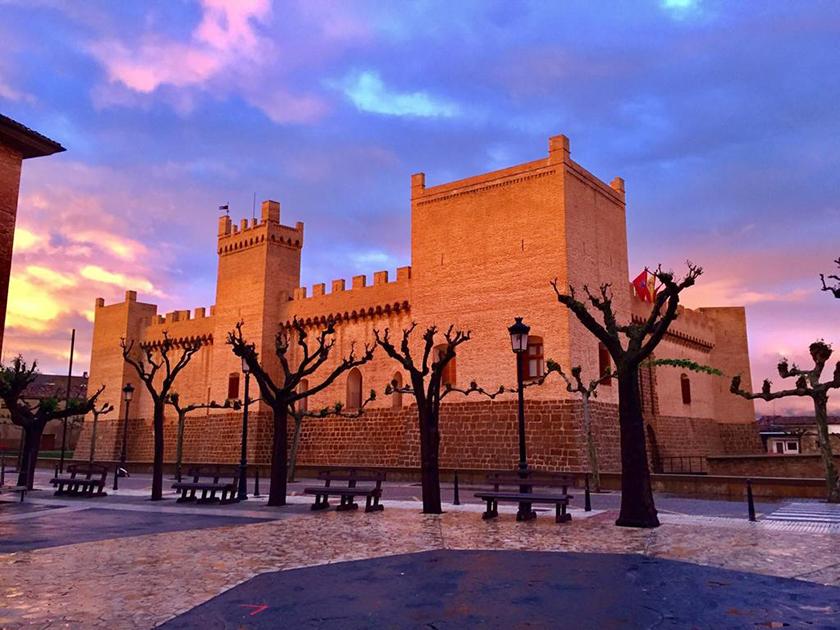 Crónica 10K Cross Marcilla 2018, castillo de Marcilla - foto 8