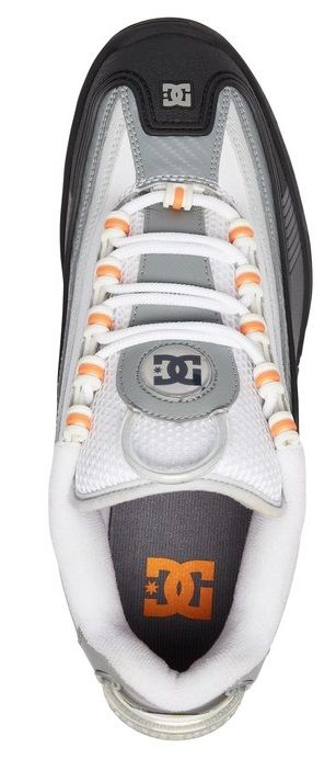 DC Shoes Legacy upper