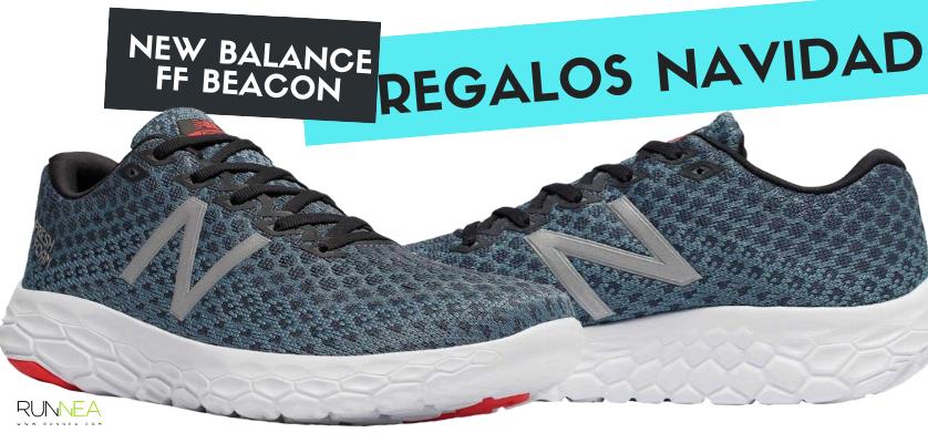 Los mejores regalos de Navidad para un runner - New Balance Fresh Foam Beacon