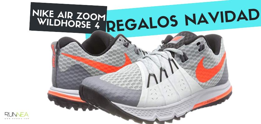 Los mejores regalos de Navidad para un runner - Nike Air Zoom Wildhorse 4