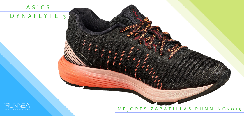Mejores zapatillas de running 2019 - ASICS Dynaflyte 3