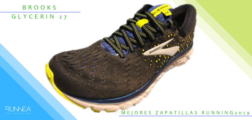 Mejores zapatillas de running 2019 - Brooks Glycerin 17
