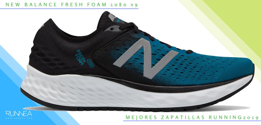 Mejores zapatillas de running 2019 - New Balance Fresh Foam 1080 v9