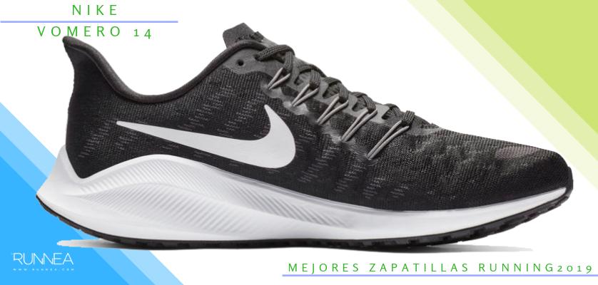 Mejores zapatillas de running 2019 - Nike Vomero 14