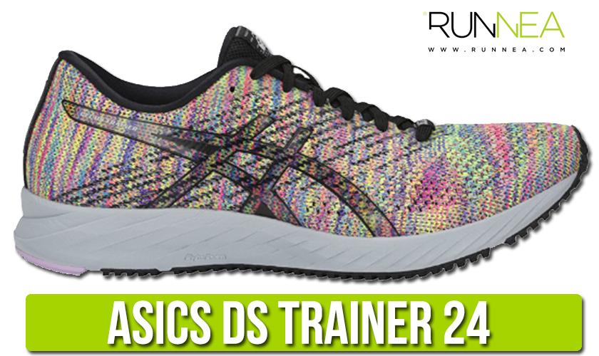 Mejores zapatillas de running 2019 de ASICS - ASICS DS Trainer 24