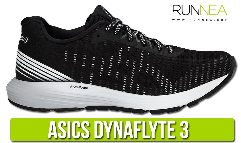 Mejores zapatillas de running 2019 de ASICS - ASICS Gel Dynaflyte 3