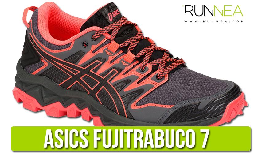 Mejores zapatillas de running 2019 de ASICS - ASICS Gel Fujitrabuco 7
