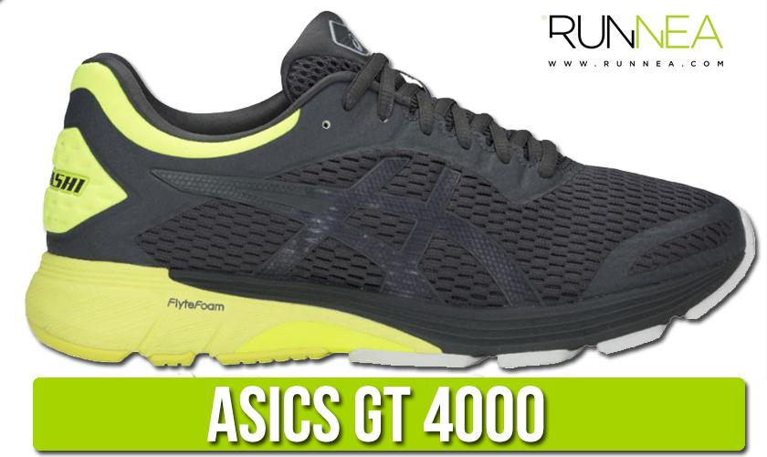Mejores zapatillas de running 2019 de ASICS - ASICS GT 4000