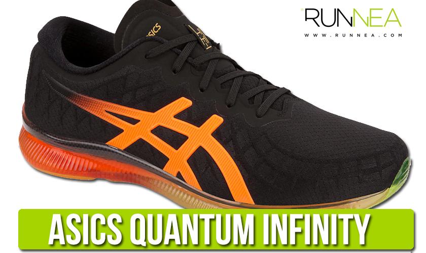 Mejores zapatillas de running 2019 de ASICS - ASICS Gel Quantum Infinity