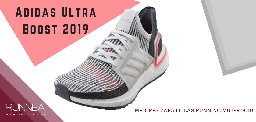 new style 4d09b eb4b3 Mejores zapatillas running para mujer 2019, Adidas Ultra Boost 2019