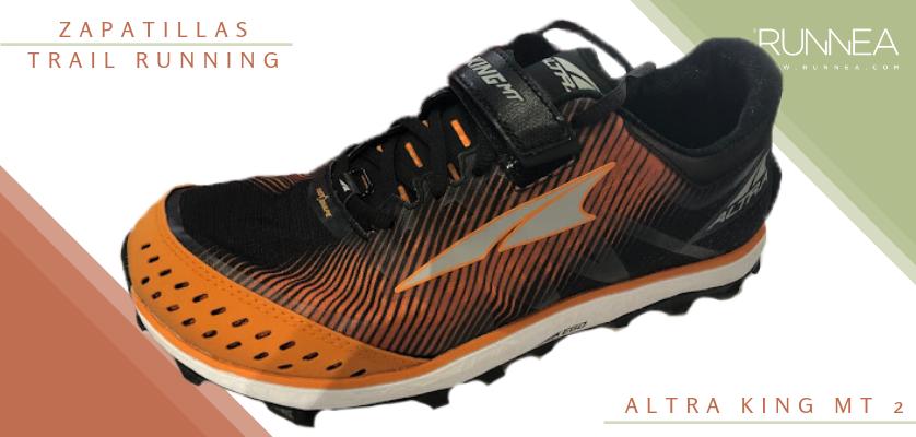 Mejores zapatillas de trail running 2019 - Altra Running King MT 2