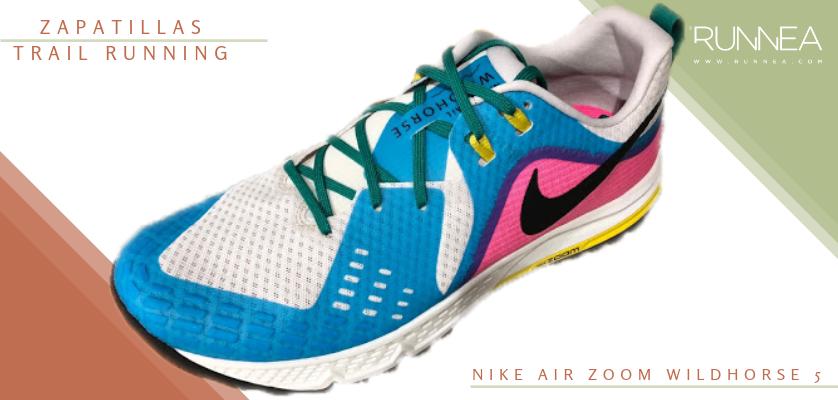 Mejores zapatillas de trail running 2019 - Nike Zoom Air Wildhorse 5