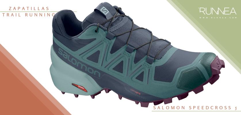 Mejores zapatillas de trail running 2019 - Salomon Speedcross 5